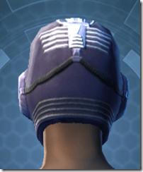 Introspection Headgear - Female Back
