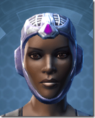 Introspection Headgear - Female Front