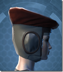 Introspection Headgear - Female Right