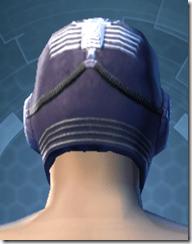 Introspection Headgear - Male Back