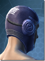 Introspection Headgear - Male Right