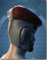 Introspection Headgear - Male Right