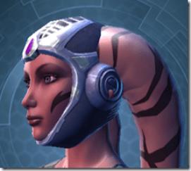 Introspection Headgear - Twi'lek Left