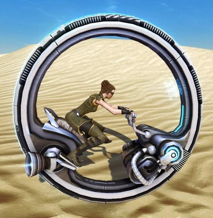 Koensayr Monocycle Side