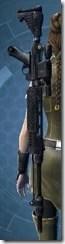 PW-12 Plasma Core Sniper Rifle Stowed