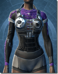 Plastoid Armor Dyed