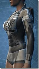 Plastoid Armor - Female Left