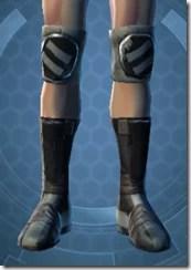 Plastoid Kneeboots - Male Front