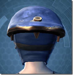 RD-03A Recon Headgear - Female Back