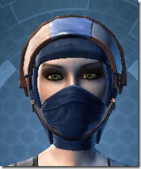 RD-03A Recon Headgear - Female Front