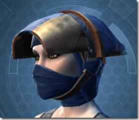 RD-03A Recon Headgear - Female Left