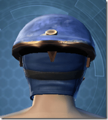 RD-03A Recon Headgear - Male Back