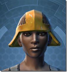 RD-13A Raider Helmet - Female Front