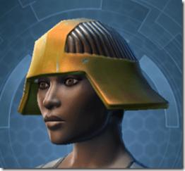 RD-13A Raider Helmet - Female Left