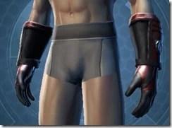 Revanite Champion Male Gloves