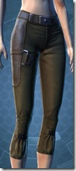 Rugged Infantry Female Pants