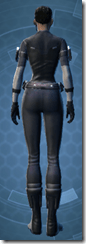 Scout - Female Back