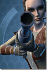Scout's Sniper Rifle - Front