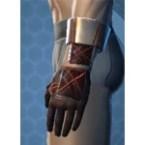 TD-03A Saboteur Gloves (Pub)