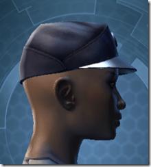 TD-03A Saboteur Headgear - Female Right