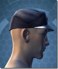 TD-03A Saboteur Headgear - Male Right