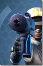 Trainee's Blaster Pistol - Front