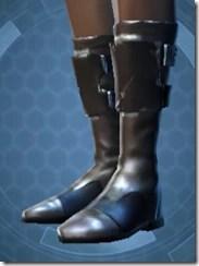 Trellised Boots - Female Left