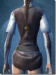 Trellised Jacket - Female Back