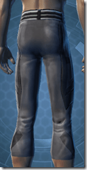 Trellised Leggings - Male Back