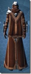 Tund Sorcerer - Male Back