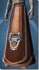 Tund Sorcerer Male Lower Robe