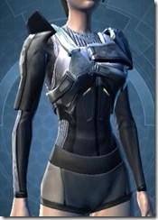 Underworld Instigator Female Breastplate