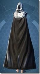 Avenger Chestguard - Female Back