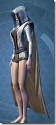 Avenger Chestguard - Female Left