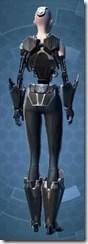 B-300 Cybernetic - Female Back