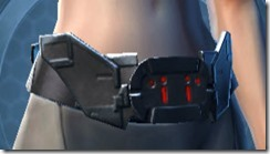 B-300 Cybernetic Female Belt