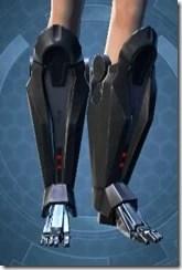 B-300 Cybernetic Female Boots