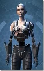 B-300 Cybernetic - Female Close