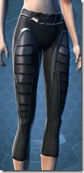 B-300 Cybernetic Female Greaves