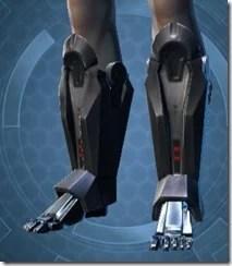B-300 Cybernetic Male Boots