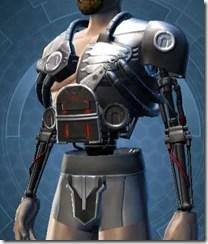 B-300 Cybernetic Male Breastplate