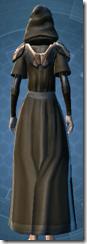 Centered Battle Chestguard - Female Back