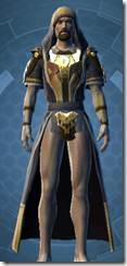 Composite Flex Body Armor - Male Front