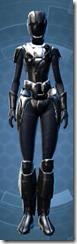 Energized Triumvirate - Female Front