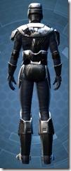 Energized Triumvirate - Male Back