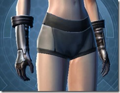 Freedon Nadd Female Gauntlets