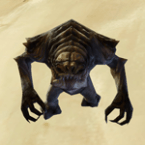 Juvenile Mountain Rancor