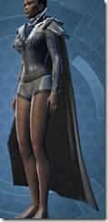Memory Fiber Bady Armor - Female Left