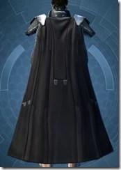 Memory Fiber Bady Armor - Male Back