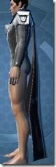 Memory Fiber Bady Armor - Male Left
